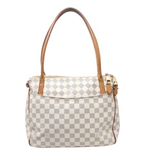 17ac132b95f3 Louis Vuitton Monogram Vintage Totally Neverfull Mm Tote in White Blue Brown