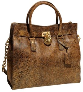 e7462fb0b856 Michael Kors Antiqued Vintage Rare Suede Soft Tote in Distressed Mocha Brown