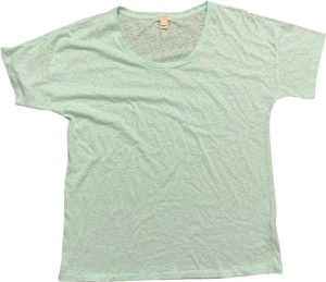 Green J.Crew Tee Shirts - Up to 70% off a Tradesy bb3953baa