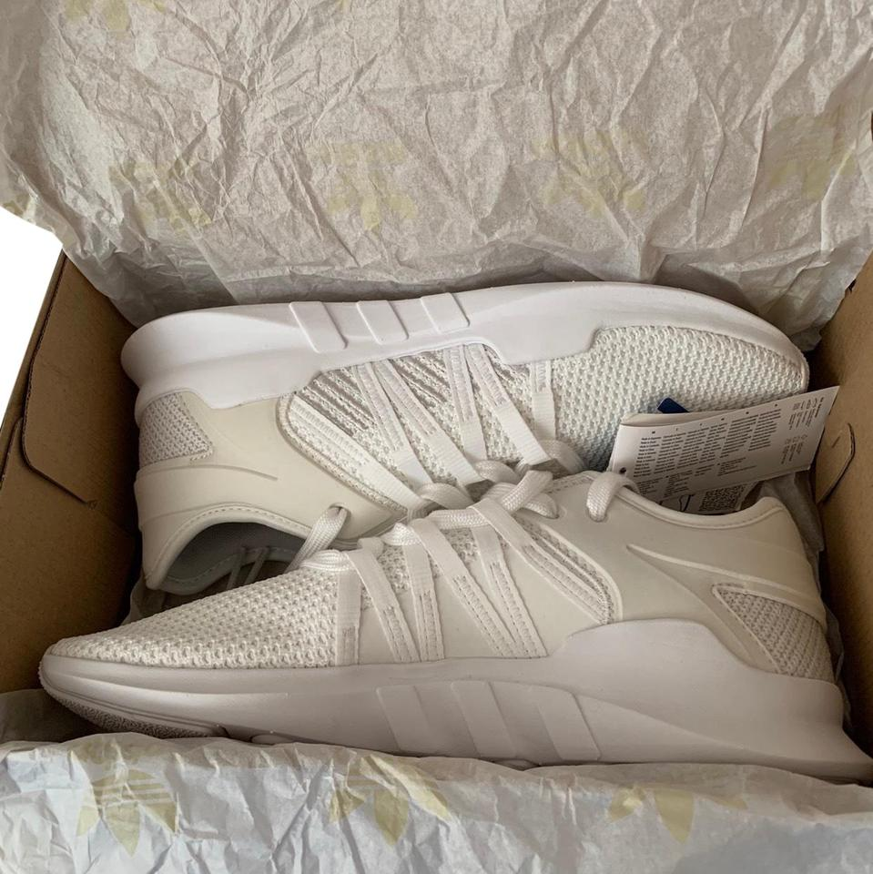 finest selection 6e27a 40329 adidas White Eqt Racing Adv Sneakers Sneakers Size US 10 Regular (M, B)