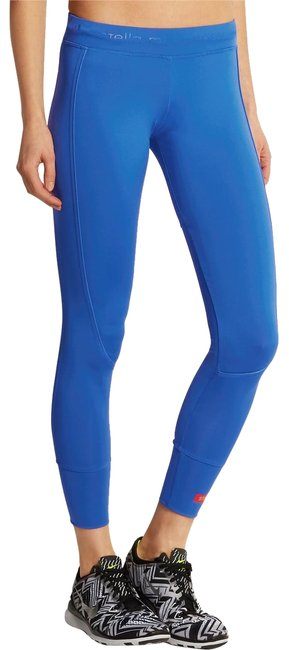 Item - Blue 7/8 Tight Climalite Stretch Activewear Bottoms Size 4 (S, 27)