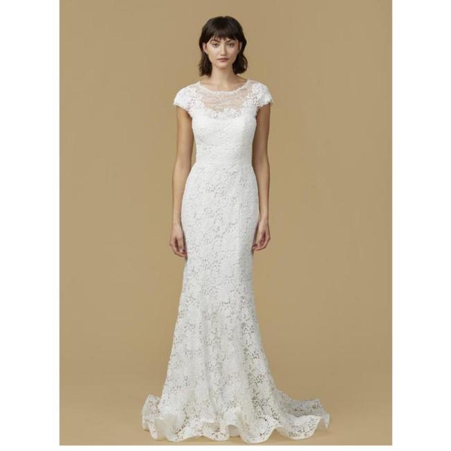 Item - Juno Lace Mermaid Gown Formal Wedding Dress Size 20 (Plus 1x)