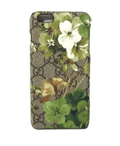 san francisco affd1 37c8a Gucci Multicolor 417895 Gg Supreme Blooms Iphone 6 Plus Phone Cover Tech  Accessory 48% off retail