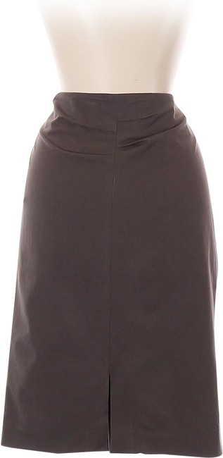 Item - Brown / Gray Pencil Skirt Size 6 (S, 28)