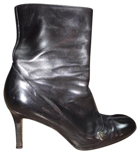 Item - Black Camilla Ankle Boots/Booties Size EU 40.5 (Approx. US 10.5) Regular (M, B)