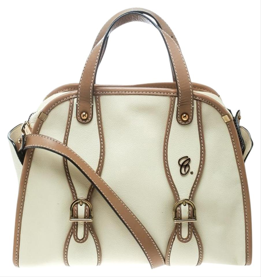 7296e741cd4 Chloé Susan Top Handle Beige Leather Shoulder Bag - Tradesy