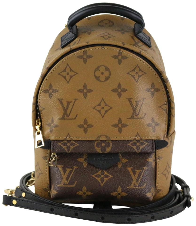 fbe346b79881 Louis Vuitton Palm Palm Springs Mini Palm Springs Backpack Image 0 ...
