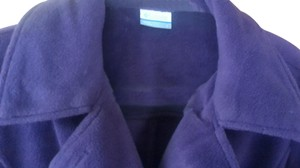 Columbia Sportswear Company Sporty Choc Compy Soft Great Color. purple Jacket