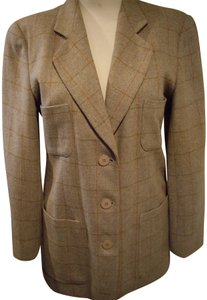 Joan & David Camel Blazer