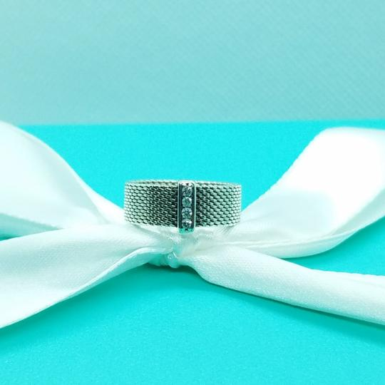 Tiffany & Co. Retired diamond somerset wide band ring Image 1