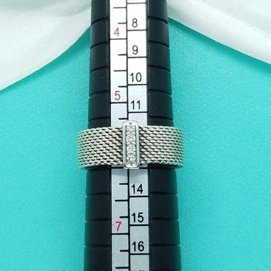 Tiffany & Co. Retired diamond somerset wide band ring Image 10