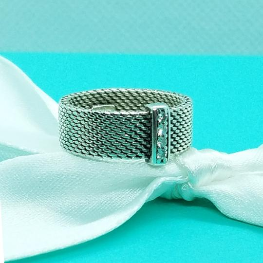 Tiffany & Co. Retired diamond somerset wide band ring Image 2
