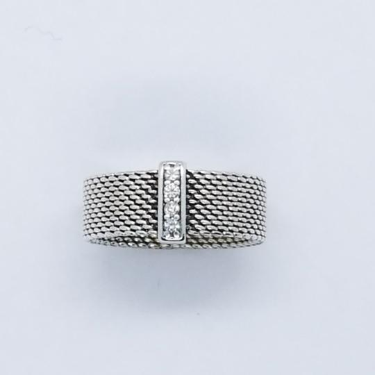 Tiffany & Co. Retired diamond somerset wide band ring Image 6