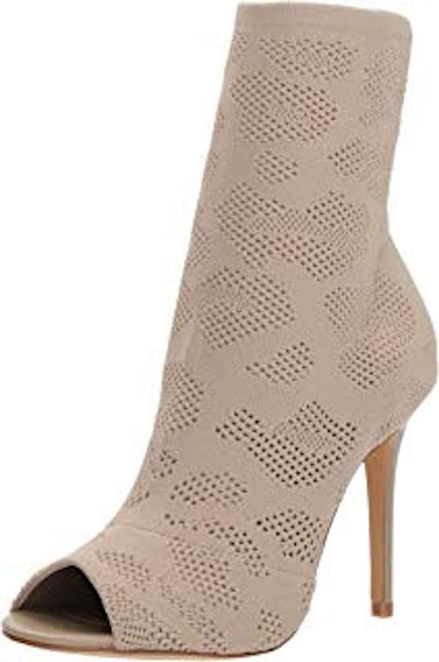 013711ad765 Charles by Charles David Taupe Ranger Boots Booties Size US 8 ...