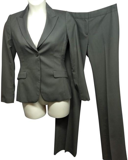 Item - Taupe Wool Blend 4 Pant Suit Size 2 (XS)