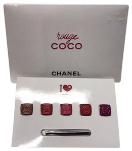 Chanel 5 Chanel Rouge COCO Hydrating Lip color Lipstick