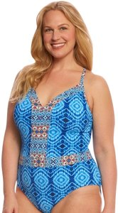 Bleu Rod Beattie Bleu/Rod Beattie one-piece Mykonos swimsuit