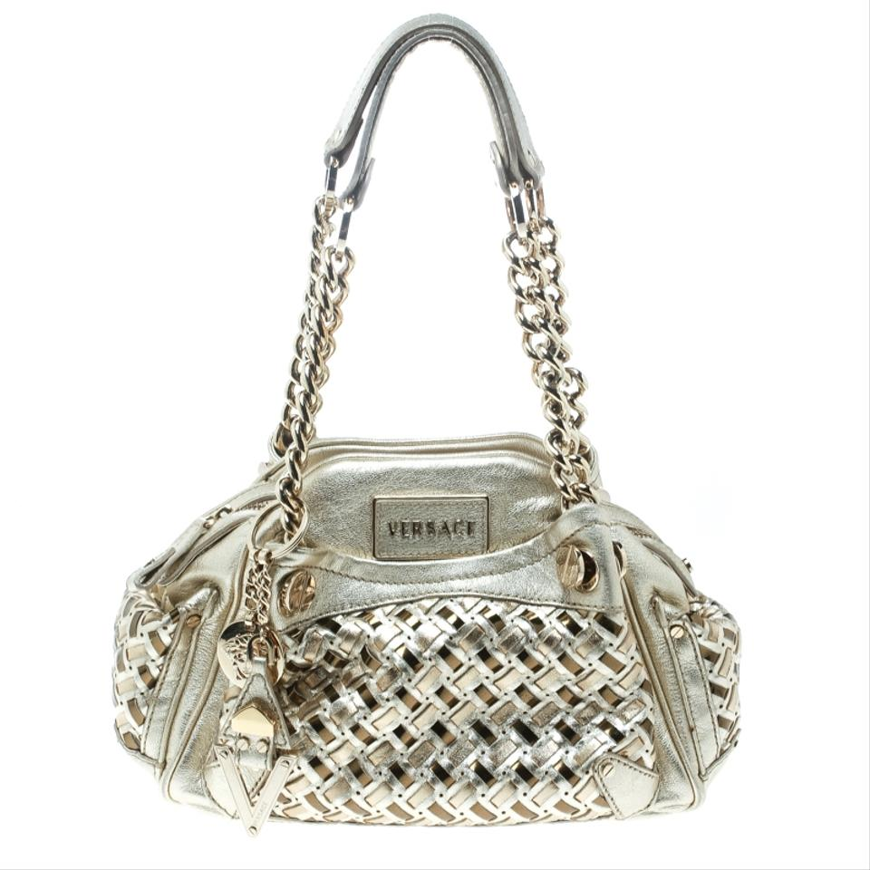 8e6288922144 Versace Bags - Up to 90% off at Tradesy (Page 4)