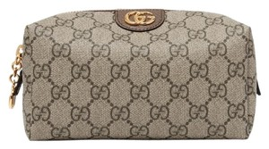 Gucci Ophidia logo cosmetic bag