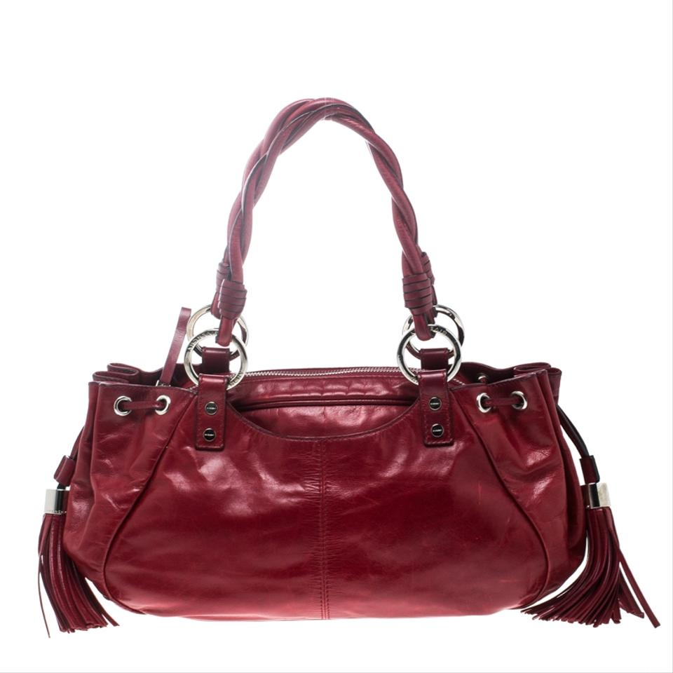 Givenchy Drawstring Red Leather Shoulder Bag - Tradesy 2b49c80890878
