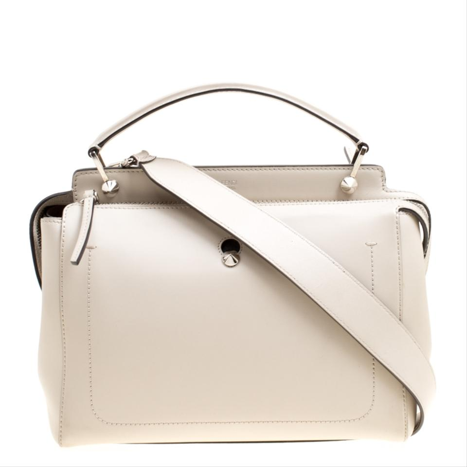 19a4d09f Fendi Bag White - Madly Indian