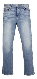 Paige Relaxed Fit Jeans-Light Wash