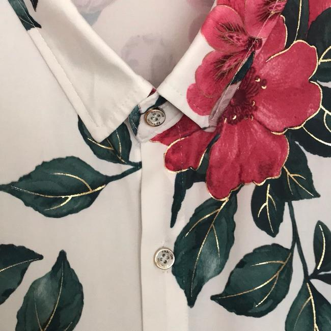 Unbranded Button Down Shirt Image 2