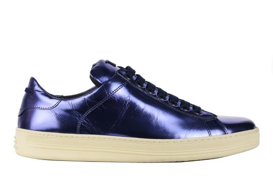 Preload https://img-static.tradesy.com/item/24874182/tom-ford-blue-womens-sapphire-metallic-low-top-sneakers-c3455-sneakers-size-us-75-regular-m-b-0-0-540-540.jpg