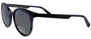 Kenneth Cole KC7226-355D-53 Unisex Black Frame Green Lens Polarized Sunglasses