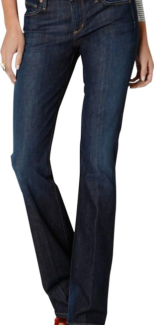 Preload https://img-static.tradesy.com/item/24874468/citizens-of-humanity-blue-dark-rinse-kelly-boot-cut-jeans-size-28-4-s-0-1-650-650.jpg