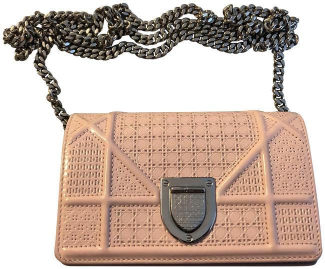 Item - ama In - Never Used Baby Pink Leather Cross Body Bag