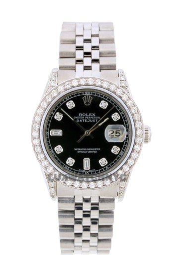 Preload https://img-static.tradesy.com/item/24874583/rolex-25ct-36mm-datejust-stainless-steel-w-box-and-appraisal-w-watch-0-0-540-540.jpg