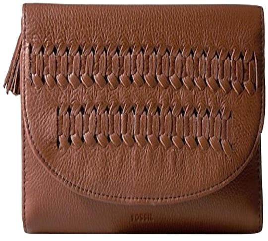 Preload https://img-static.tradesy.com/item/24874595/fossil-sophia-wallet-on-a-string-brown-brown-wristlet-0-1-540-540.jpg