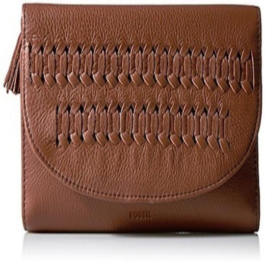Fossil Wristlet in BROWN Image 1
