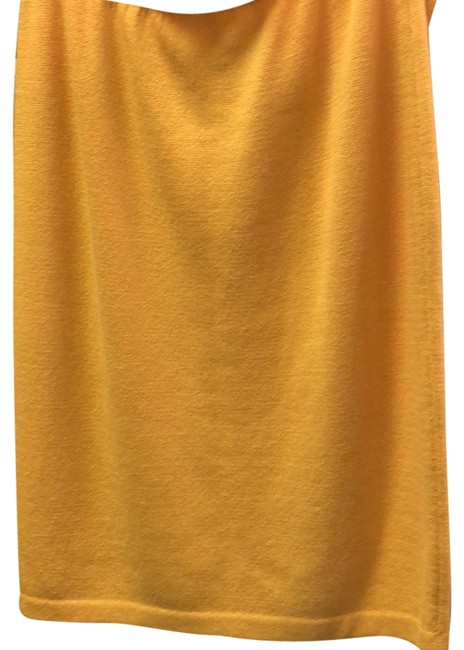 Preload https://img-static.tradesy.com/item/24874854/st-john-yellow-canary-skirt-size-8-m-29-30-0-1-650-650.jpg