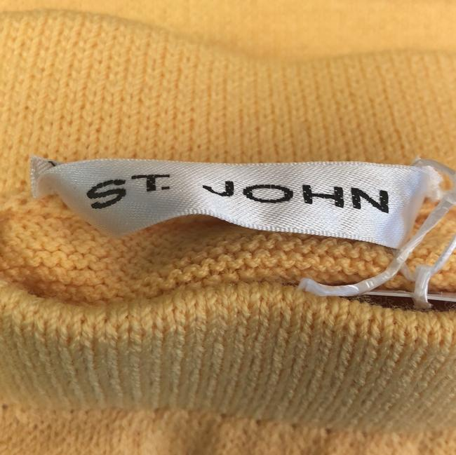 St. John Skirt Yellow Image 3