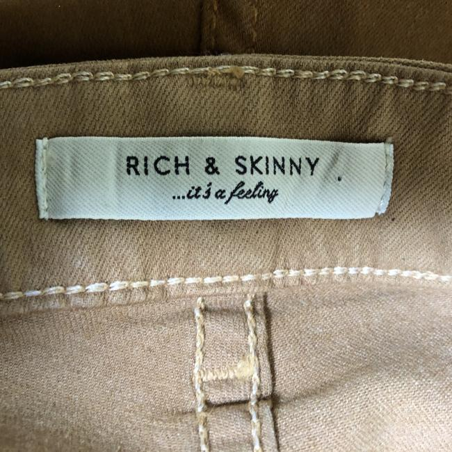 Rich & Skinny Skinny Jeans-Coated Image 5