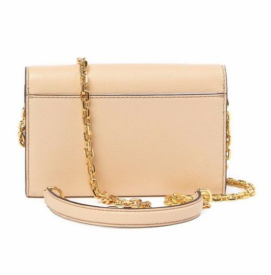 Marc Jacobs Empire City Card Slots Leather Snap Closure Cross Body Bag Image 3