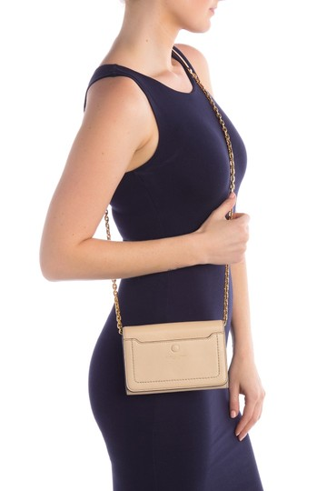 Marc Jacobs Empire City Card Slots Leather Snap Closure Cross Body Bag Image 4