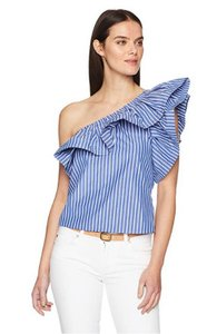 MISA Los Angeles Top Blue/White