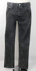 Gucci Black Stone Washed Slim Fit Denim Pant 5 Button Us 32 452539 Groomsman Gift