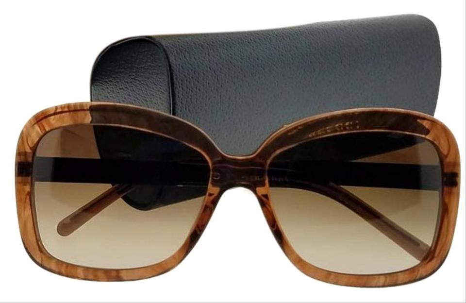 3fd87bbc75b Burberry BE4173-361213-58 Butterfly Women s Brown Frame Brown Lens  Sunglasses ...