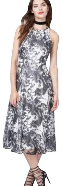 Item - Almond-milk Women's Sequined Sheath Mid-length Night Out Dress Size 10 (M)
