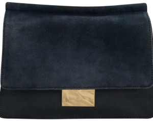 Vince Camuto Suede Leather Cross Body Bag