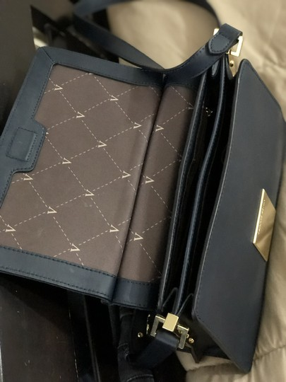 Vince Camuto Suede Leather Cross Body Bag Image 2