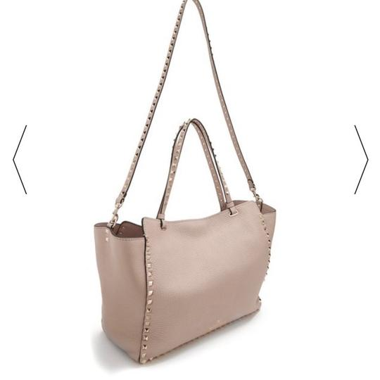 Valentino Tote in Dusty Light Pink Image 7