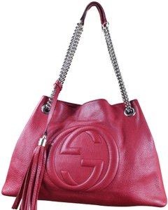 591a72548 Gucci Soho Leather Shoulder Bags - Up to 70% off at Tradesy (Page 3)