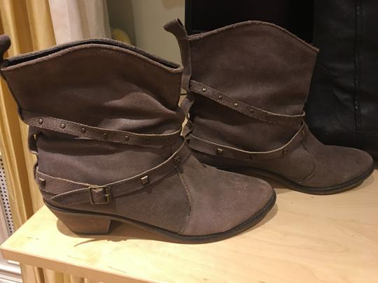 Steve Madden Brown Boots Image 1
