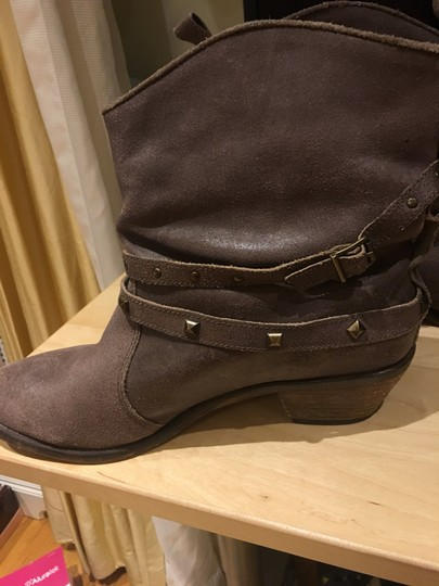 Steve Madden Brown Boots Image 3