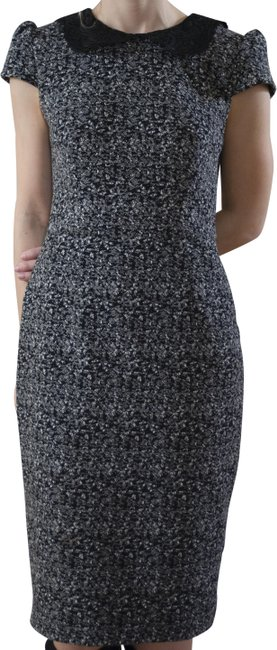 Preload https://img-static.tradesy.com/item/24877190/betsey-johnson-black-cap-sleeve-mid-length-workoffice-dress-size-6-s-0-3-650-650.jpg